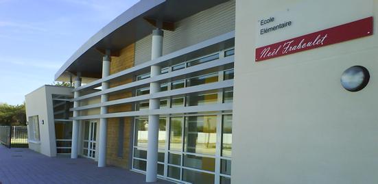 Ecole Noël Fraboulet Mitry Mory 77